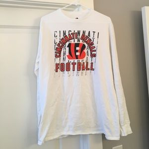 Other - Bengals NFL long sleeve T, size L 🏈